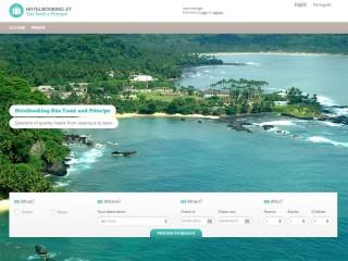 Hotelbooking São Tomé e Príncipe